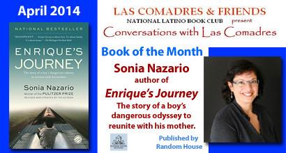 Enrique's Journey: April 2014 Book of the Month