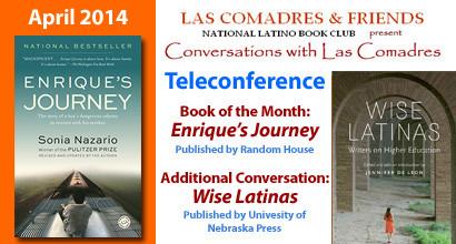 April 2014 Teleconference: Sonia Nazario, Jennifer De Leon