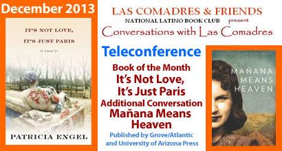 December 2013 Teleconference: Patricia Engel, Tim Z. Hernandez