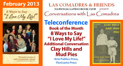 February 2013 Teleconference: Laura de Anda, Margo de Leon, and More