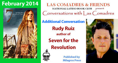 Seven for the Revolution: February 2014 Additional Conversation