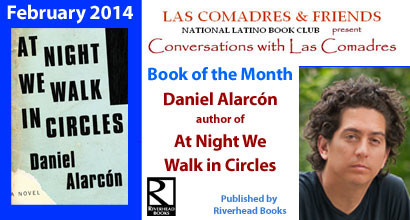 At Night We Walk in Circles: February 2014 Book of the Month