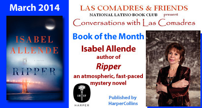 Ripper: March 2014 Book of the Month