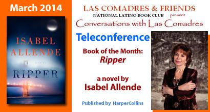 March 2014 Teleconference: Isabel Allende