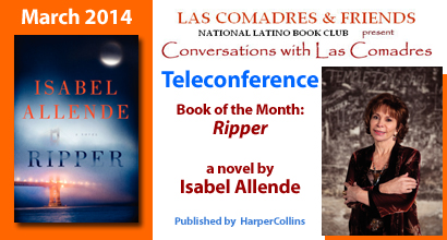 March 2014 Conversations with Las Comadres: Teleconference Series