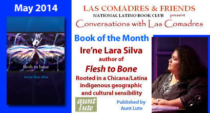 Flesh to Bone: May 2014 Book of the Month