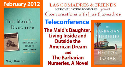 February 2012 Teleconference: Mary Romero, Héctor Tobar