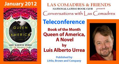 January 2012 Teleconference: Luis Alberto Urrea