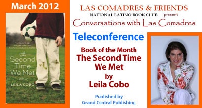 March 2012 Teleconference: Leila Cobo