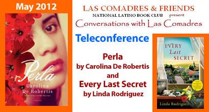 May 2012 Teleconference: Carolina De Robertis, Linda Rodriguez