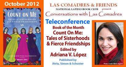 October 2012 Teleconference: Adriana V. López