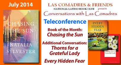 July 2014 Teleconference: Natalia Sylvester, Elisa R. Balli, Linda Rodriguez
