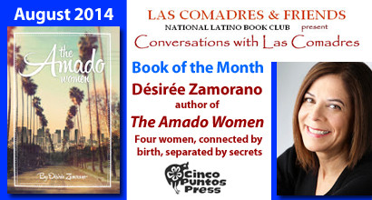 The Amado Women: August 2014 Book of the Month