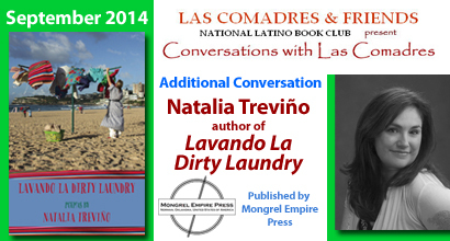 Lavando La Dirty Laundry: September 2014 Additional Conversation