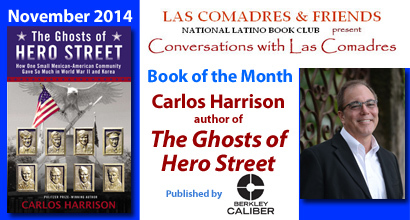 The Ghosts of Hero Street: November 2014 Book of the Month