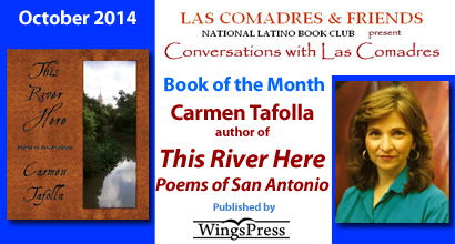 This River Here by Carmen Tafolla