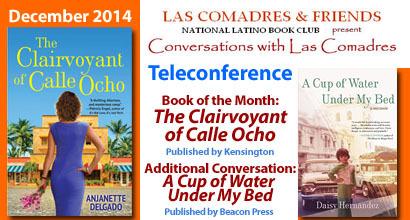 December 2014 Teleconference: Anjanette Delgado, Daisy Hernandez