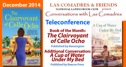 National Latino Book Club December 2014 Teleconference