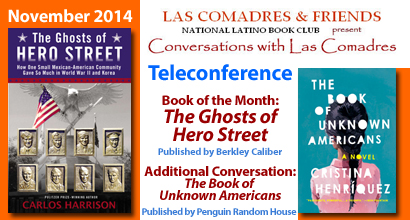 November 2014 Teleconference | National Latino Book Club