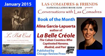 La Belle Créole: January 2015 Book of the Month