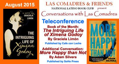 August 2015 Teleconference: Graciela Limón, Adam Silvera