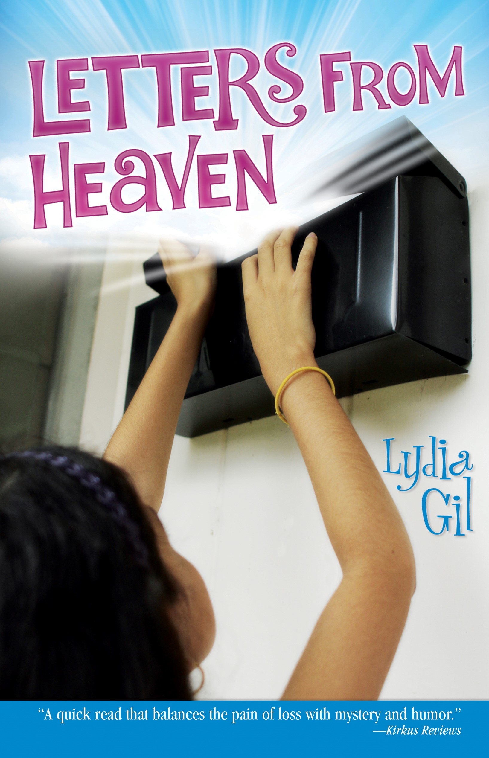 Letters from Heaven by Lydia Gil