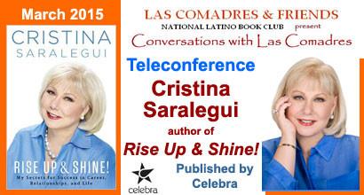 March 2015 Teleconference: Cristina Saralegui