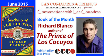 The Prince of Los Cocuyos: June 2015 Book of the Month