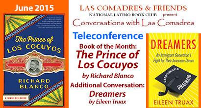 June 2015 Teleconference: Richard Blanco, Eileen Truax