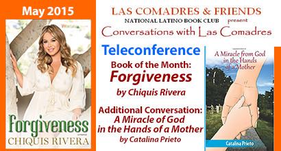 May 2015 Teleconference: Chiquis Rivera, Catalina Prieto