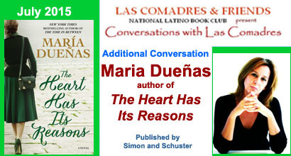 The Heart Has Its Reasons: July 2015 Additional Conversation