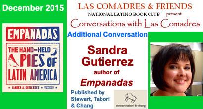 Empanadas: December 2015 Additional Conversation