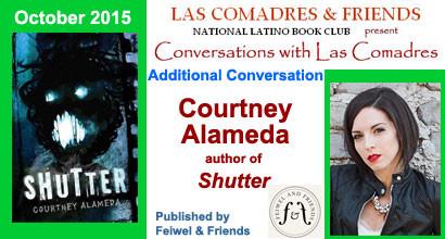 Shutter: October 2015 Additional Conversation