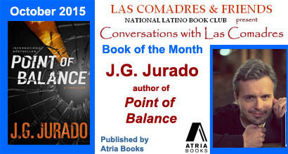Point of Balance: October 2015 Book of the Month