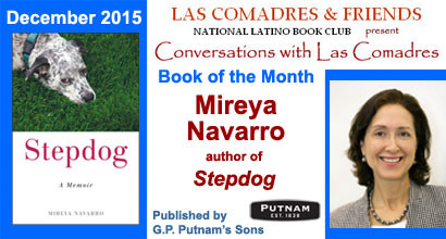 Stepdog: December 2015 Book of the Month