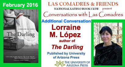 The Darling: February 2016 Additional Conversation With
